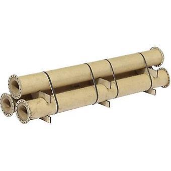 MBZ 80210 H0 cargo 3 steel tubes