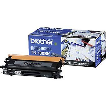Toner cartridge Original Brother TN-130BK Black Page yield 2500 pages