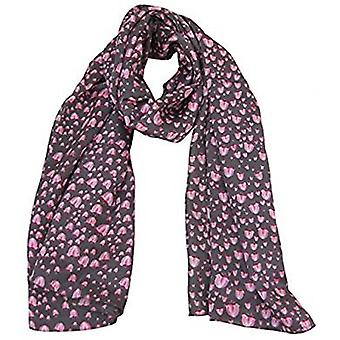 Lilly of The Valley Silk Designer Scarve