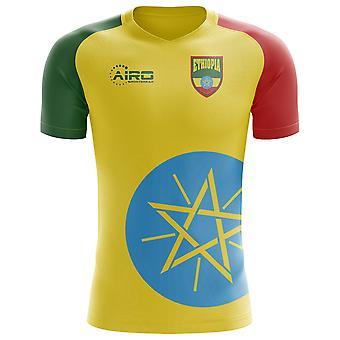 2018-2019 Etiopia hjem konseptet fotball skjorte
