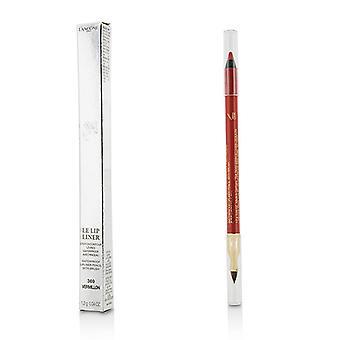 Lancome Le Lip Liner Waterproof Lip Pencil With Brush - #369 Vermillon - 1.2g/0.04oz