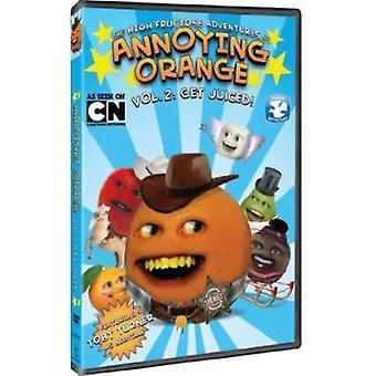 Irriterende Orange Vol. 2-flygte fra køkkenet [DVD] USA importen