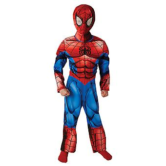Ultimate Spider-man premium costume for children kids costume original