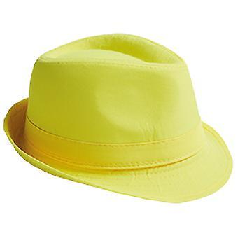 Fedora giallo