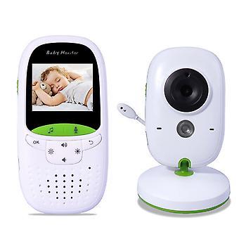 Mega Motion caméra Babyphone sans fil - babyphone ECO 24h LCD écran écoute bébé Vision de nuit