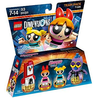 LEGO 71346 Het Powerpuff Girls Team Pack