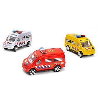 Rettungsfahrzeuge, 3pcs.
