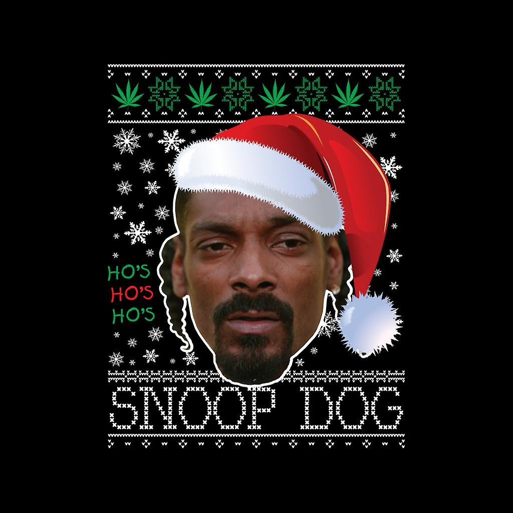 Snoop Dogg Christmas.Christmas Snoop Dogg Ho Ho Hos Women S Vest