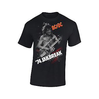 Ac/Dc   Jailbreak 74Mens T-Shirt
