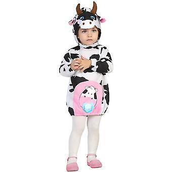 Tierkostüme Baby Kuh-Kostüm