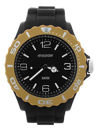 Waooh - Watch MC42 Black Bezel Color
