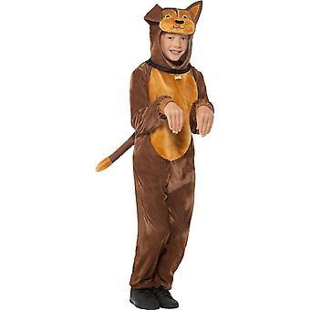 犬衣装、子供の動物デザインの凝った服、小さな年齢 4-6