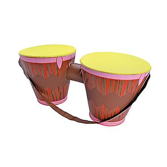 Aufblasbare Bongo-Trommeln