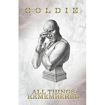 Alle Aktivitäten von Goldie - 9780571332076 Buch in Erinnerung