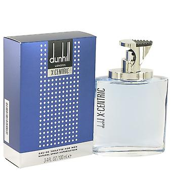 X-Centric by Alfred Dunhill Eau De Toilette Spray 3.4 oz / 100 ml (Men)