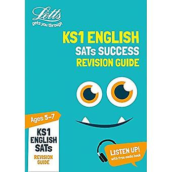 KS1 English SATs Revision Guide: 2018 Tests - Letts KS1 Revision Success