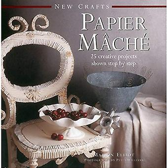 Papier Mache (nieuwe ambachten)