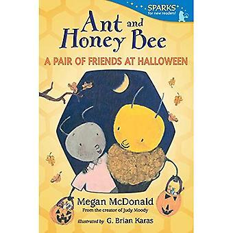 Formiga e abelha