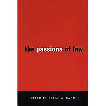 Las pasiones de la ley (serie crítica de América)