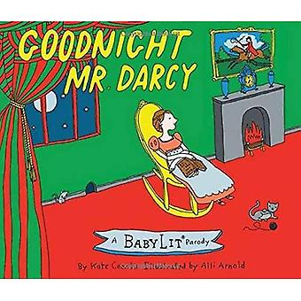 Bonsoir M. Darcy (BabyLit livres)