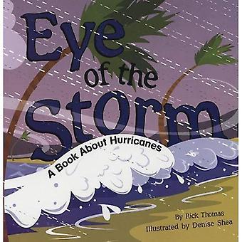 Auge des Sturms: ein Buch über Hurrikane