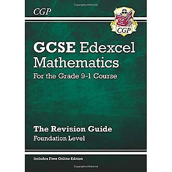 New GCSE Maths Edexcel Revision Guide: Foundation - for the Grade 9-1 Course (with Online Edition)