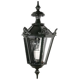Nuova wandlamp met kroontjes 62cm - groen