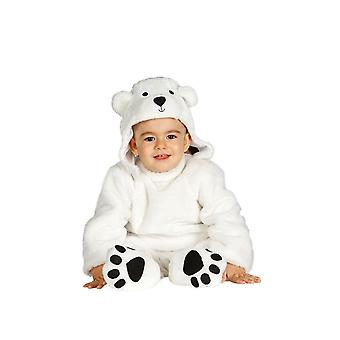 Peuters Polar Bear Fancy Dress kostuum