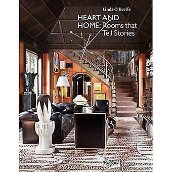Coeur et accueil: chambres qui racontent des histoires