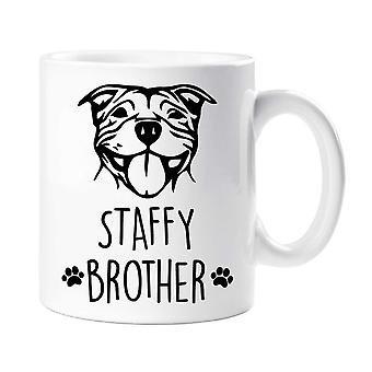 Staffy Mug Staffy Brother