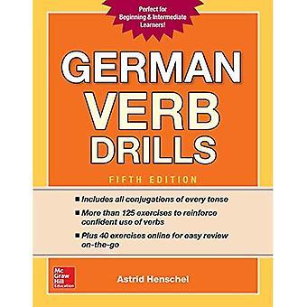 German Verb Drills (NTC Foreign Language)