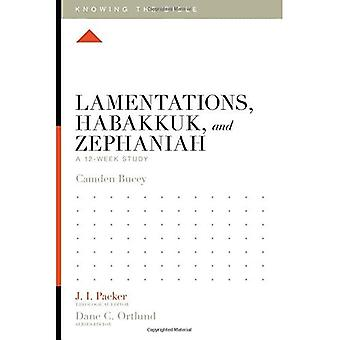 Lamentations, Habakkuk, and Zephaniah: A 12-Week Study (Knowing the Bible)