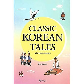 Classic Korean Tales: With Commentaries