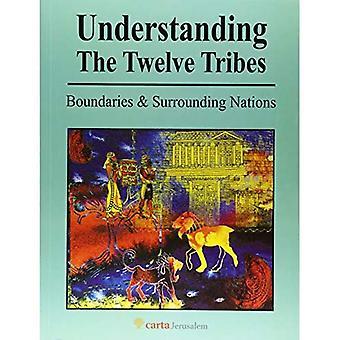 Understanding the Twelve Tribes: Boundaries and Surrounding Nations