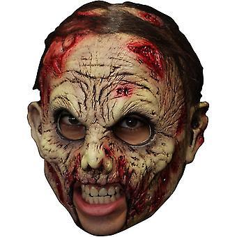Untoten Dlx kinnlos Maske für Halloween