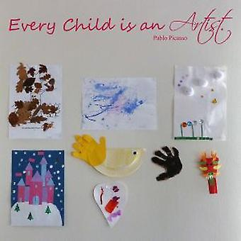 Every child is an Artist Wall Sticker