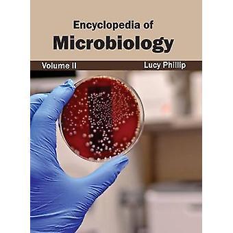Encyklopedi av mikrobiologi volym II av Phillip & Lucy