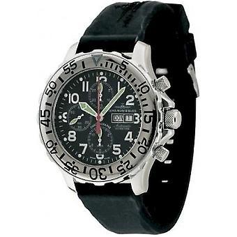 Zeno-watch mens watch of Hercules 2 chronograph-date 2557TVDD-a1