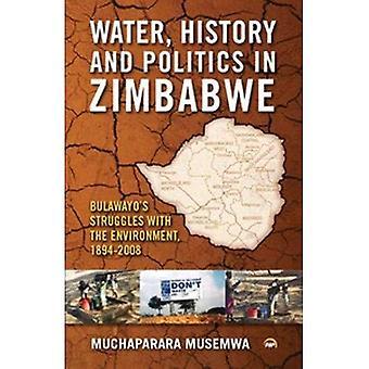 Vatten, historia och politik i Zimbabwe