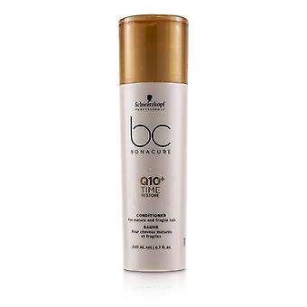 Schwarzkopf BC Bonacure Q10+ Time Restore Conditioner (For Mature and Fragile Hair) - 200ml/6.7oz