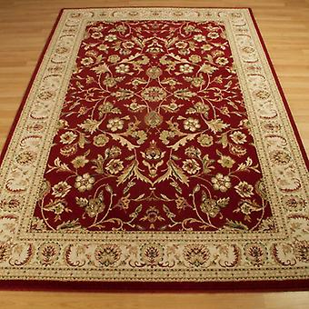 Rugs -Wool Classic - Red - 636R