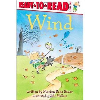 Wind by Bauer - Marion Dane/ Wallace - John (ILT) - 9780689854439 Book
