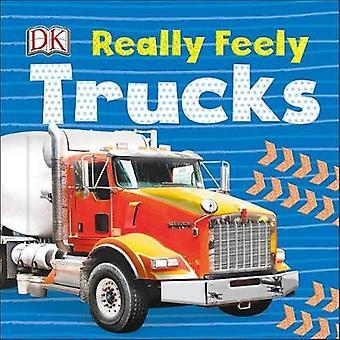 Really Feely Trucks by DK - 9781465462046 Book