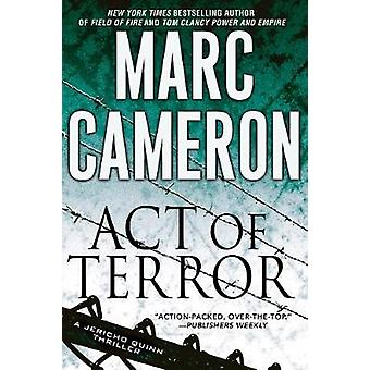 Act Of Terror by Marc Cameron - 9781496717689 Book