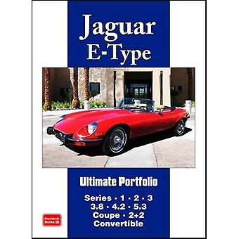Jaguar E-Type Ultimate Portfolio - Series 1. 2. 3. 3.8 4.2. 5.3 Coupe.