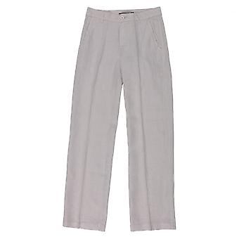 European Culture Linen Pant
