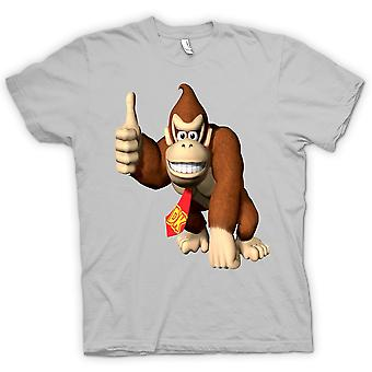 Mens T-shirt - Donkey Kong Gamer