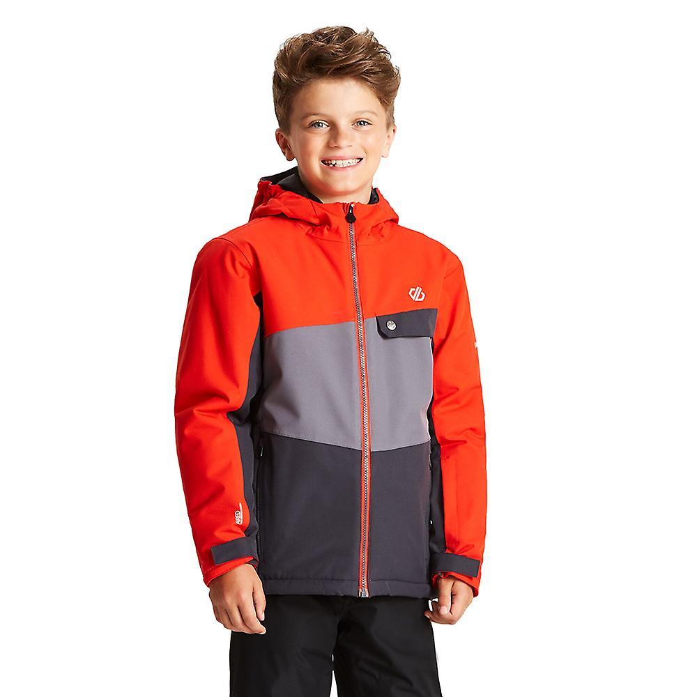 Dare 2b Boys Wrest Durable Water Repellent Hooded Ski Jacket