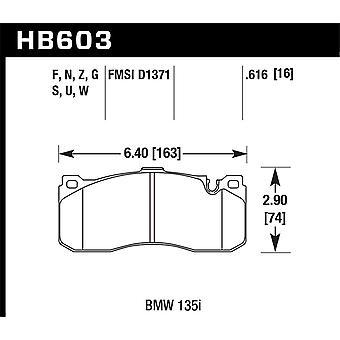 Hawk Performance HB603F. 616 HPS