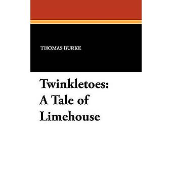 Gyldenfot A Tale of Limehouse av Burke & Thomas
